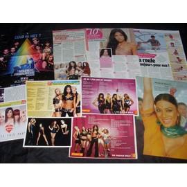 Lot de presses The Pussycat Dolls