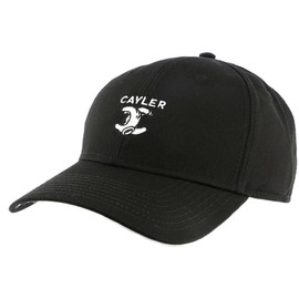 Casquette Baseball Wl No 1 Noire Cayler And Sons