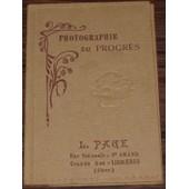 Ancien Porte Photos Photographie Du Progres L Page Lignieres Cher