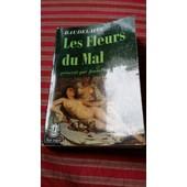 Les Fleurs Du Mal - Pr�sent� Par Jean - Paul Sartre de charles baudelaire