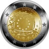 Pi�ce Comm�morative 2 Euros Slovaquie 2015