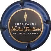 Capsule De Champagne Nicolas Feuillatte N�44