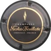 Capsule De Champagne Nicolas Feuillatte N�50c