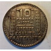 10 Francs Turin Argent 1932 (1)