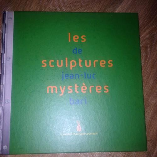 9782915821055 - Jean Luc Bari: Les Sculptures Mysteres De Jean Luc Bari - Livre