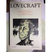 Les Mythes De Cthulhu ....Premiers Contes. .....Bouquins de h. p. lovecraft