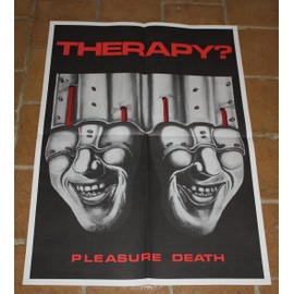 poster affiche therapy ? 88x63cm