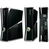 Xbox 360 Slim Mod�le 250go Noir