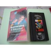 Livre + Cassette Vhs Pour Apprendre � Tricoter Phildar Suivez Le Guide