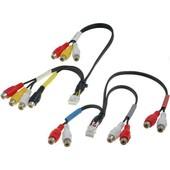Cable Autoradio Alpine/ RCA - INA-W900/ INA-W910R/ IVA-W520R