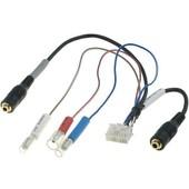 Cable Autoradio Alpine/ Jack - INE-S900R