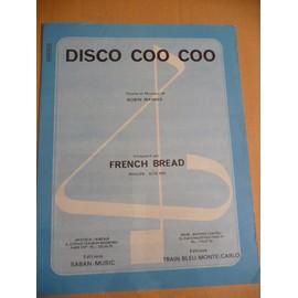 DISCO COO COO French Brread