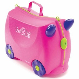Valise Trunki Ride On Fille - Trixie Rose