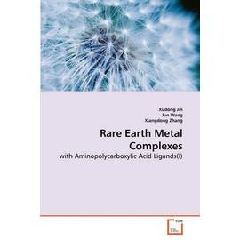 Rare Earth Metal Complexes - Jin