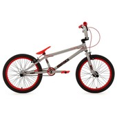 Ks Cycling V�lo Bmx Freestyle Gris/Rouge 20
