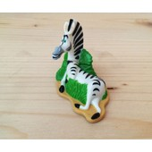 Figurine Kinder Madagascar / Z�bre Marty (Mpg Nv150)