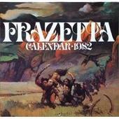 Frank Frazetta Calendrier 1982