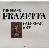 Frank Frazetta Calendrier 1977