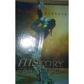 Michael Jackson Programme History Tour �dition Limit�e