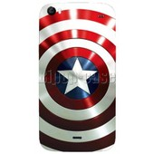 Coque Protection Telephone Wiko Darkside - Bouclier Americain