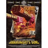 Jodorowsky's Dune -V�ritable Affiche De Cin�ma Pli�e - Format 40x60 Cm- De Frank Pavich Avec Alejandro Jodorowsky, Michel Seydoux, H.R. Giger, Brontis Jodorowsky, Nicolas Winding Refn - 2016