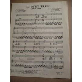 LE PETIT TRAIN (endlesssly)
