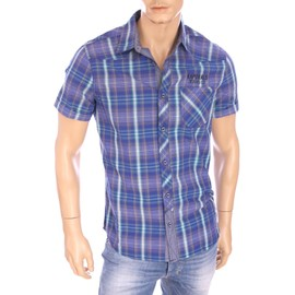 Kaporal - Homme - Chemise Manches Courtes Fao Roy �t� 2016