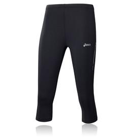 Asics Essentials Femme Pantalon Legging Sport Corsaire Jogging Course Gym Noir