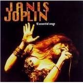 18 Essential Songs - Best Of - Janis Joplin