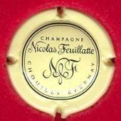 Muselet Capsule De Champagne Nicolas Feuillatte - N F - Nf - Chouilly Epernay