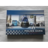 Boite Pour Fiches Collection Police Cars