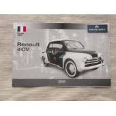 Fiche Renault 4cv Police ( Police Cars Collection )