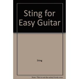 Sting For Easy Guitar Tab