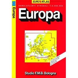 Europa 1:2.000.000
