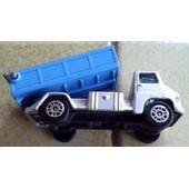 Corgi Camion Benne Tipping Lorry- M�tal Et Plastique 07x2,5cm Environ - Fabriqu� En Grande