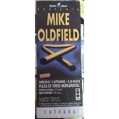 Entrada Mike Oldfield