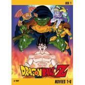 Dragonball Z - Movies 1-4 (4 Discs) de Daisuke Nishio