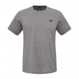 The North Face M Reaxion Ampere Crew Tee-Shirt Manches Courtes