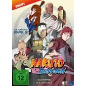 Naruto Shippuden - Die Komplette Staffel 10 (4 Discs) de Hayato Date