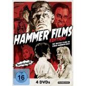 Hammer Film Edition (4 Discs) de Seth Holt, Michael Carreras, Jimmy Sangster, Roy Ward Baker