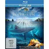 Weltnaturerbe Kolumbien - Malpelo Nationalpark (Blu-Ray 3d) de Norbert Vander