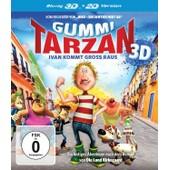 Gummi Tarzan - Ivan Kommt Gro� Raus (Blu-Ray 3d, + Blu-Ray 2d) de Michael Hegner