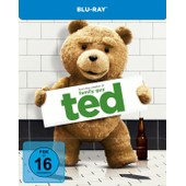 Ted (Limited Edition, Steelbook) de Various