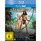 Tarzan (Blu-Ray 3d) de Various