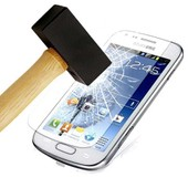 �cran Verre Tremp� Film Protection Samsung Galaxy Trend S7560 - Transparent