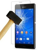 Ecran Verre Tremp� Film Protection Sony Xperia Z3 - Protection �cran