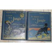 Le Livre De La Jungle Tome 1 Et 2 de Rudyard Kipling