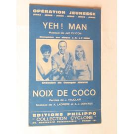 hey! men, noix de coco, opération jeunesse jerks création de georges jouvin, jerk