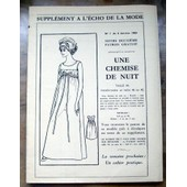 .Suppl�ment � L'�cho De La Mode N�1du 6 Janvier 1963 de Collectif