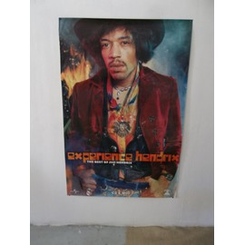 Giga poster jimi Hendrix best of session Electic ladyland